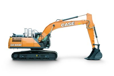 CASE CX300D