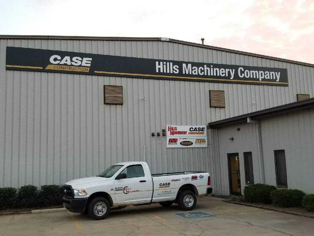 Charlotte Nc Sales Tax >> Charlotte Nc Hills Machinery Company