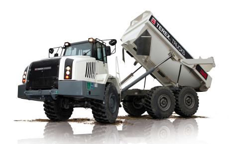 Terex Trucks TA 300 Articulated Dump Truck