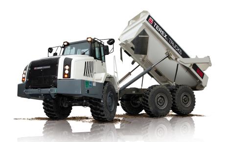 Terex Trucks TA 300 Articulated Dump Truck
