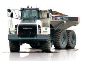 Terex Trucks TA400 Articulated Dump Trucks