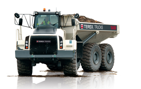Terex Trucks TA400 Articulated Dump Trucks