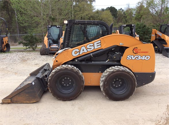Used Tires Greensboro Nc >> 2017 CASE SV340 SS7000 - Hills Machinery Company