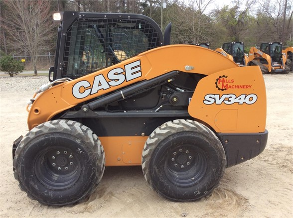 2017 Case Sv340 Ss7000 Hills Machinery Company