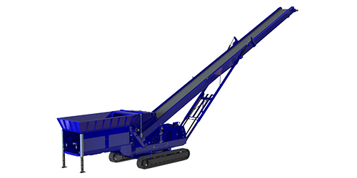 EDGE FTS 360 Stacker
