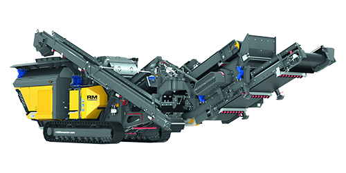 Rubble Master RM90GO! Crusher