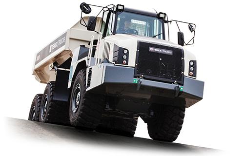 Terex TA300 Gen 10 Truck