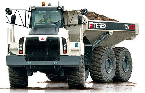 Terex TA400 Gen 10 Truck