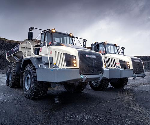 Terex TA300 & TA400 Lease