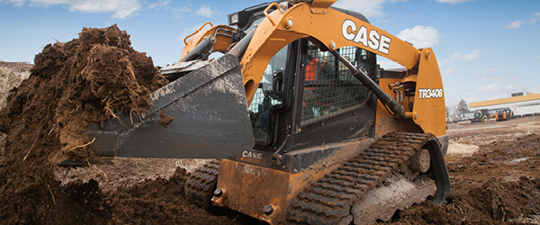 New CASE Compact Track Loaders