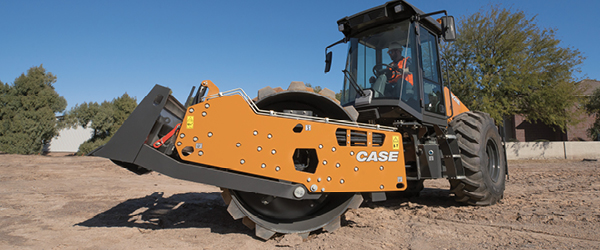 New CASE Compaction Equipment