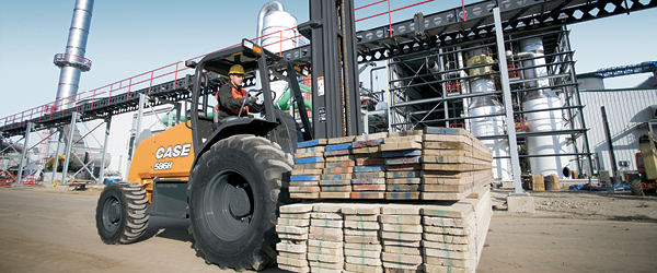 New CASE Forklifts