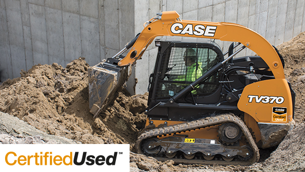 CASE Certified Used CTL