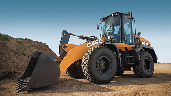 CASE Standard Used Wheel Loader