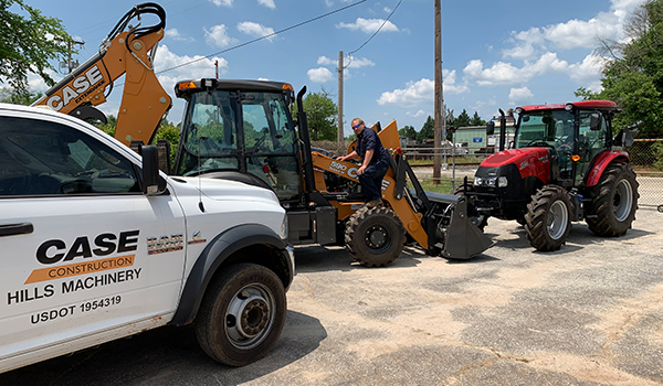 Hills Machinery offers top-of-the-line service