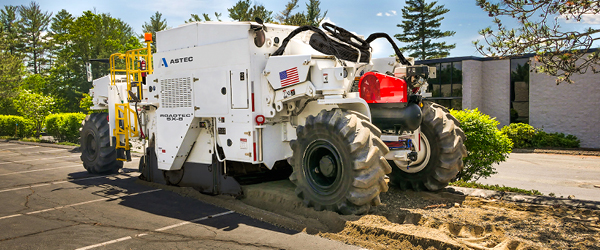 New Astec Soil Stabilizers/Road Reclaimers