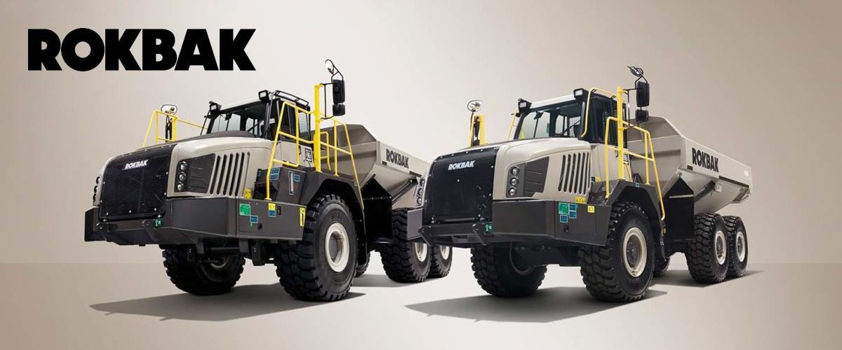 New Rokbak Trucks